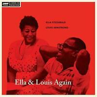 Fitzgerald Ella/L Armstrong-Ella & Louis Again