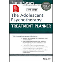 The Adolescent Psychotherapy Treatment Planner [P.D.F]