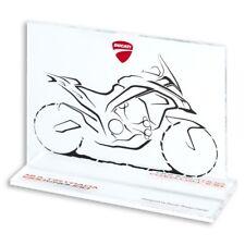 Ducati Plexiglass Stand- Sketch of Multistrada 1200 Enduro