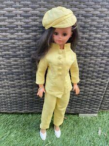 🟧 Vintage 1968 tenue MAO complète pour CATHIE de BELLA 🟧 RARE !
