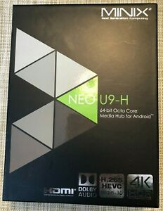 Minix - NEO U9-H