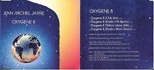 MAXI CD SINGLE 4T JEAN MICHEL JARRE OXYGÈNE 8 DE 1997 EPC 664074 5