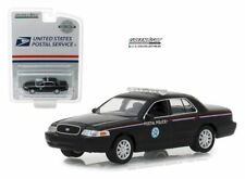 Greenlight 1:64 2010 Ford Crown Victoria Police Interceptor USPS Die-Cast 29971