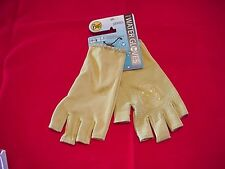 The Original UV Buff II Sun & Water Gloves Light Sage Size S/M (8-9) GREAT NEW
