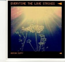 (DN954) Adrian Duffy, Everytime The Love Strikes - 2012 DJ CD