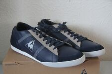 ORIGINAL chaussure  LE COQ SPORTIF SKERMA LEA SUEDE 1121499 cuir 44 FR NEUF