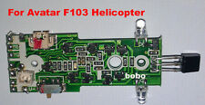 AVATAR F103 4 Channel RC  Helicopter  Circuit Board PCB  UK