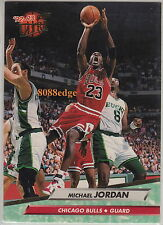 1992-93 FLEER ULTRA BASE CARD #27: MICHAEL JORDAN - 6 TIMES NBA LEAGUE MVP