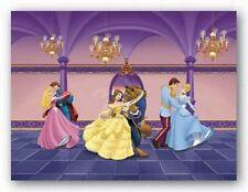 DISNEY ART PRINT The Royal Ball Walt Disney 12x16