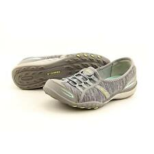 Skechers Breathe Easy-Good Life Women US 6 Gray Walking Shoe Pre Owned  1386