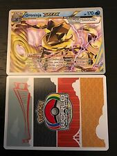Pokemon: 1X Greninja Break 41/122 - World Championships 2016 Promo Cards - Nm