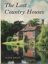 THE LAST COUNTRY HOUSE PRIMA EDIZIONE ASLET CLIVE YALE UNIVERSITY PRESS 1982