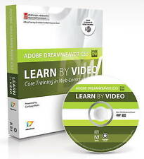 Learn Adobe Dreamweaver CS5 by Video: Core Training in Web Communication by Can…