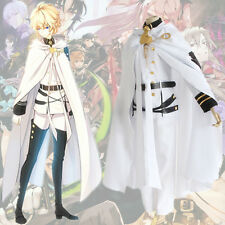 Seraph of the End Owari no Seraph Mikaela Hyakuya Cosplay Costume Whole Set