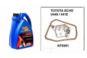 Transgold Transmission Kit KFS961 With Oil For DAEWOO KALOS T200 U440/441E