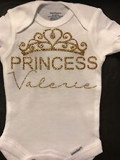 Personalized Baby Onesie Gerber Carter's