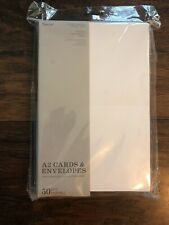 Darice Cards and Envelopes 50-Pack
