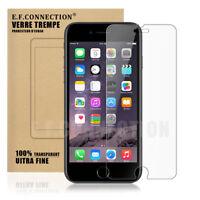 iPhone 7/ 8 Vitre de protection en Verre trempé Film protecteur écran 4.7 ''