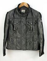Peuterey Damen Freizeit Wasserdichte Jacke Mantel Größe 48 ABZ493