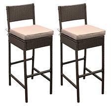 barhocker und stehtische aus rattan g nstig kaufen ebay. Black Bedroom Furniture Sets. Home Design Ideas