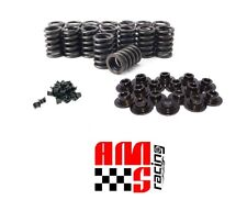 Z28 Valve Springs Kit w/ Steel Retainers HD Locks for Chevrolet SBC 327 350 400