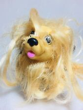 Vintage My Little Pony Sweetie Pups Dog Yorkie 1989 Yorkshire Terrier Hasbro