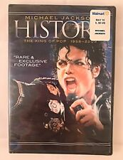 New Michael Jackson History:The King of Pop 1958-2009(DVD, 2010) Unopened Sealed