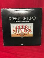 The Deer Hunter Soundtrack LP Vinyl Record John Williams De Niro Streep