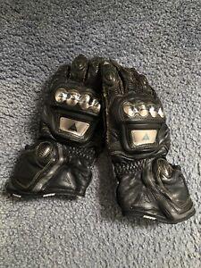 Dainese Titanium Motorbike Gloves,Size S