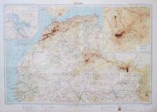 Antique Maps, Atlases & Globes 1930-1939 Date Range
