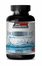 Lower Blood Pressure - Water Away Pills 700mg - 100% Natural Blend of Herbs 1B