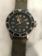Tag Heuer 1000 professional diving watch