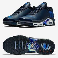 NEW Sz 14 Men's Nike Air Max Plus TN SE Obsidian Racer Blue White AQ1088-400