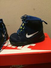 Nike Hills Mid (TD) 5c gym blue whote volt- anthracite youth