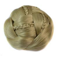 13cm Wig Hair cap Pack Bun Vintage Chignon Cosplay Costume European