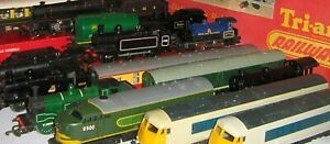 ELECTRIC MODEL TRAIN SETS & OTHER 1960/90  click Select to view INDIVIDUAL items