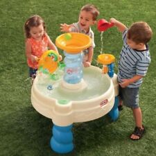 Little Tikes Spiralin' Seas Waterpark Play Table Outdoor Toddler Kids Water Toy
