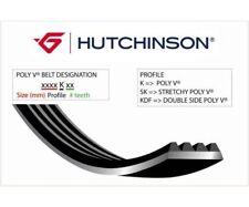 HUTCHINSON V-Ribbed Belts Poly-V 1220 K 6