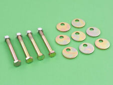 New Pair Left & Right | Front Camber + Caster Kit | +/- 2.00 | Free Shipping