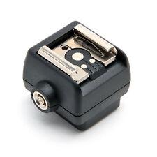 Adaptador Convertidor De estándar ISO Luz De Flash De Zapata De Sony Dlsr Cuerpo