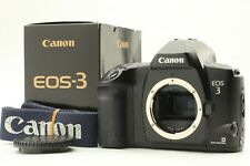 [Near Mint in Box] Canon EOS-3 35mm SLR Film Camera Body From JAPAN 0212A