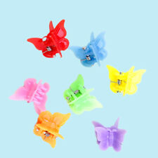 100pcs Butterfly Hair Clips Mini Hairpin for Kids Women Girls