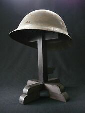 Japanese WW2 helmet - land helmet-  Signed by Local area 108
