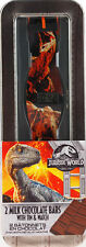 Jurassic World Dinosaur Digital Watch, Treat Bars And Collectors Tin