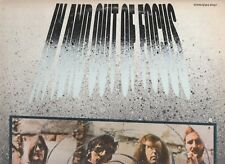 FOCUS - In And Out Of Focus (Vinyl VG++/NM-) [1st Edition Radio Station Promo]