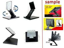POS base, monitor screen base, bracket. Stand support VESA 100*100mm/75*75mm