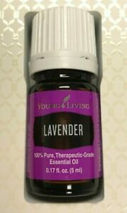 Young Living LAVENDER Essential Oil - 5ml - 100% Pure Therapeutic Grade NEW
