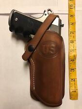 Colt Rock Island Arsenal Cimarron 45 Model 1911 Western Leather Holster