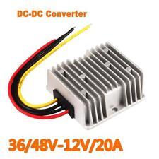 Voltage Reducer Converter Regulator DC 36V/48V Step-down To 12V 20A