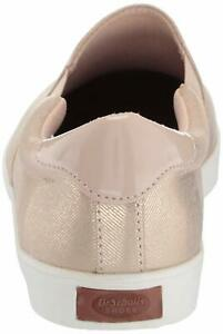 Dr. Scholl's Shoes Womens Madison Fabric Low Top Slip On Fashion, Pink, Size